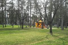 Общение в парке в Пятницу 5-16-14